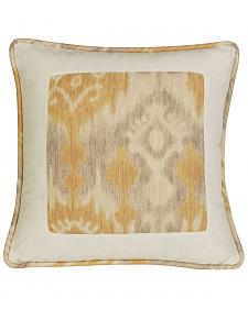 HiEnd Accents Casablanca Framed Pillow