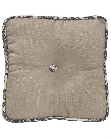 HiEnd Accents Augusta Button Boxed Pillow