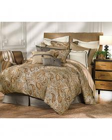 HiEnd Accents Multi Piedmont Comforter Set - Super Queen