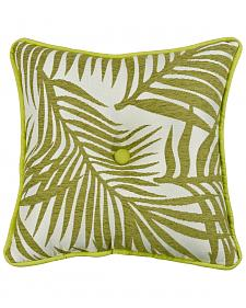 HiEnd Accents Capri Fern Accent Pillow