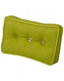 HiEnd Accents Green Capri Boxed Pillow