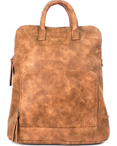 BGCE1073 BACKPACK - DISTRESSED