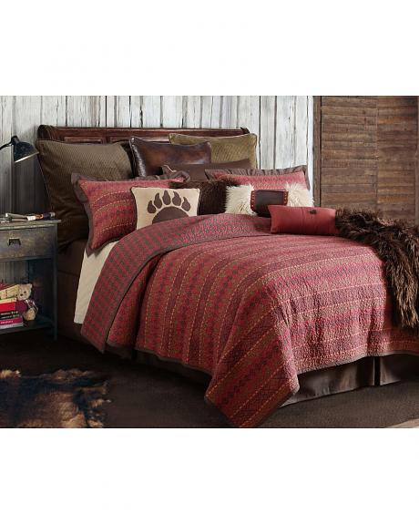 HiEnd Accents Rushmore 2-Piece Quilt Set - Twin