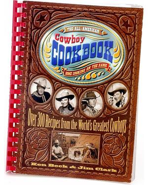 All-American Cowboy Cookbook