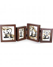 "BB Ranch ""Ride"" Wall or Table Decor"
