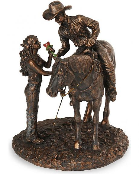 Montana Silversmiths Western Wedding Cherished Cake Topper