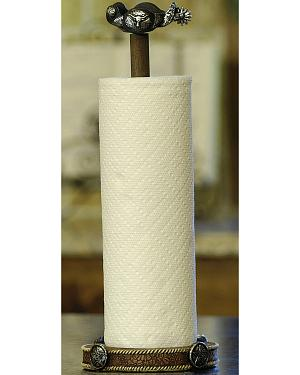 Spur Paper Towel Holder