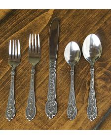Silverado 20-Piece Flatware Set