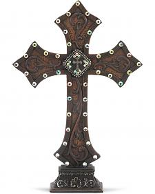 Decorative Cross Statue