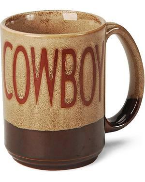 M&F Western Cowboy Mug