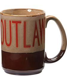 M & F Western Outlaw Mug