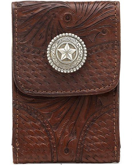 American West Versatile Leather Electronics Case