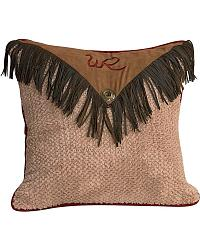 Wrangler Sherpa Decorative Pillow at Sheplers