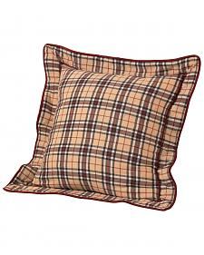 HiEnd Accents Wrangler Reversible Euro Pillow Sham