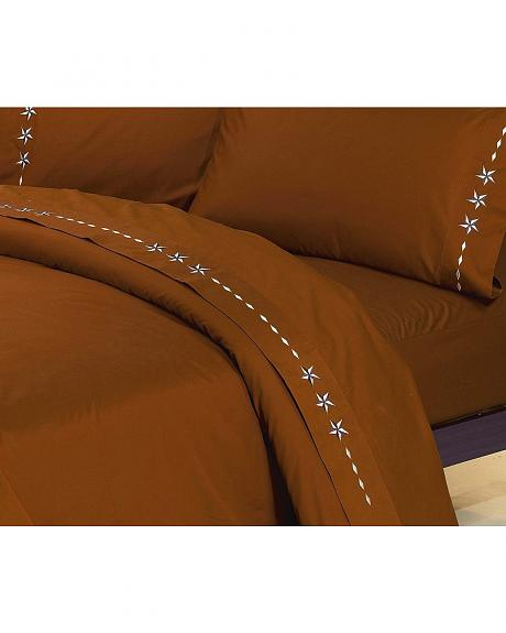 HiEnd Accents Star Sheet Set -Twin