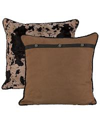 Western Reversible Euro Pillow Sham at Sheplers