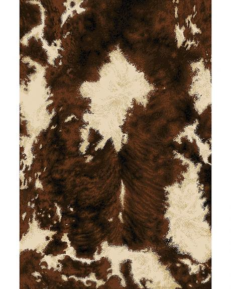 Cowhide Design Area Rug