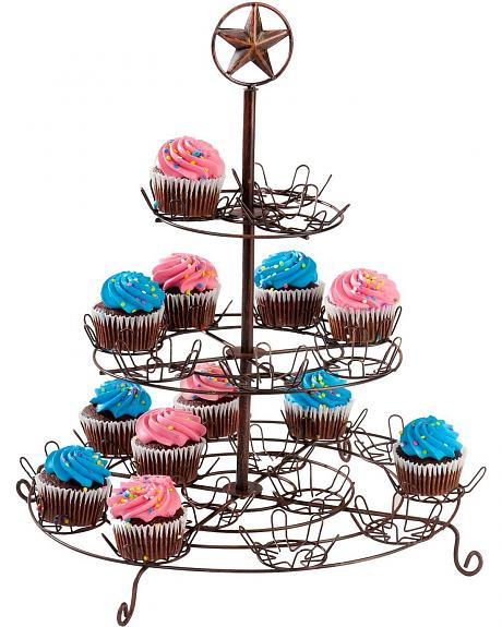 Silverado Cupcake Display Tree