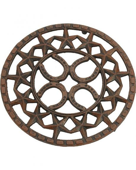 Star & Horseshoe Trivet