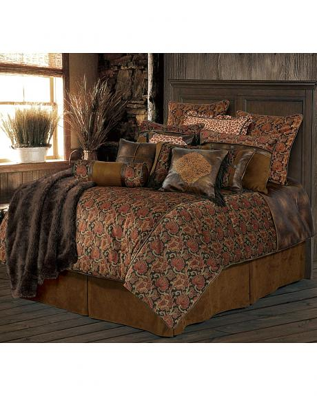 HiEnd Accents Austin Bed Set - Twin Size