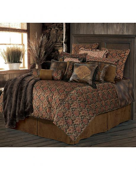 HiEnd Accents Austin Bed Set - Queen Size
