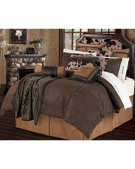 HiEnd Accents Caldwell Full Size Bedding Set
