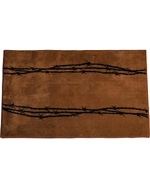 HiEnd Accents Barbed Wire Rug
