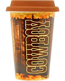 Cowboy 20 Oz. Travel Tumbler