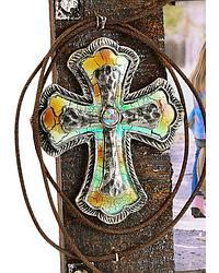 Cross & Rope Wooden 4