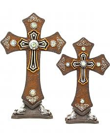 Table Crosses - Set of 2