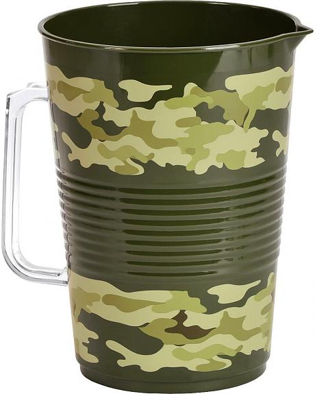 Green Camo Party Pitcher