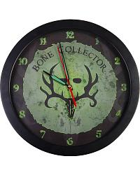 Bone Collector Glow In The Dark Wall Clock at Sheplers