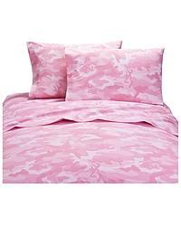Browning Buckcamo Pink Twin Sheet Set at Sheplers