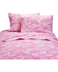 Browning Buckcamo Pink Full Sheet Set at Sheplers
