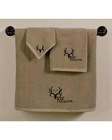 Bone Collector Bath Towel