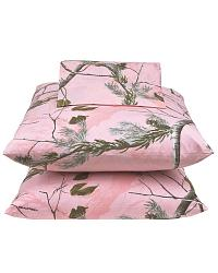 Realtree AP Pink Queen Sheet Set at Sheplers