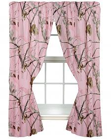 Realtree All Purpose Pink Camo Drapes