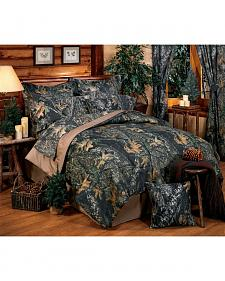 Mossy Oak New Break Up Full Comforter Set
