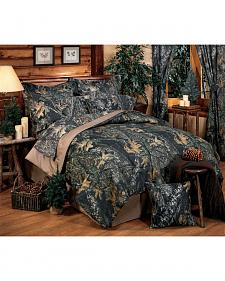 Mossy Oak New Break Up King Comforter Set
