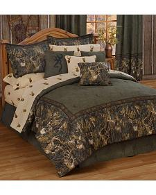 Browning Whitetails Queen Comforter Set