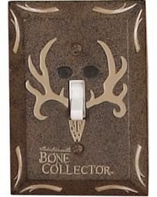 Bone Collector Single Switchplate