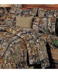 Realtree All Purpose California King Sheet Set at Sheplers