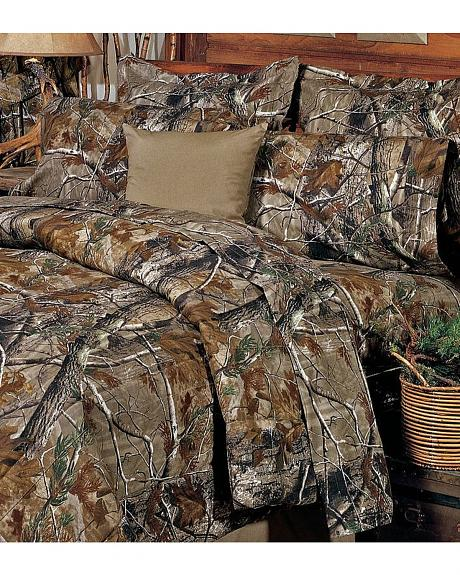 Realtree All Purpose California King Sheet Set