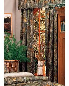 Realtree Hardwoods Drapes