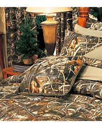 Realtree MAX-4 Camo Throw Pillow at Sheplers