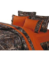 Oak Camouflage Sheet Set - Full at Sheplers