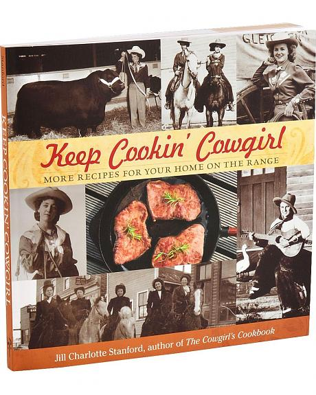'Keep Cookin' Cowgirl'