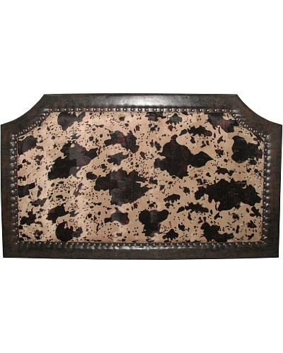 HiEnd Accents Caldwell Queen Size Headboard Western & Country HB3067-QN-OC