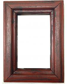 "HiEnd Accents Painted Distressed Wooden Frame - 4"" x 6"""