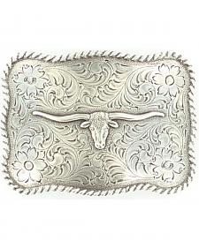 Nocona Longhorn Belt Buckle